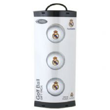 Official Real Madrid FC Golf Balls
